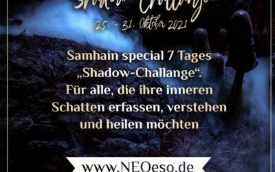 """Sieben Tage """"Shadow-Challenge"""" bis zum Hexensabbat"""